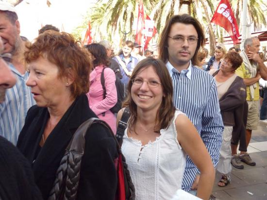 manifestation 16 Octobre Toulon