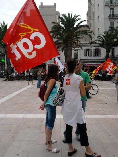 manif Toulon 31 mai 2011