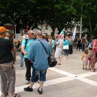 manifestation Toulon 31 mai 2011