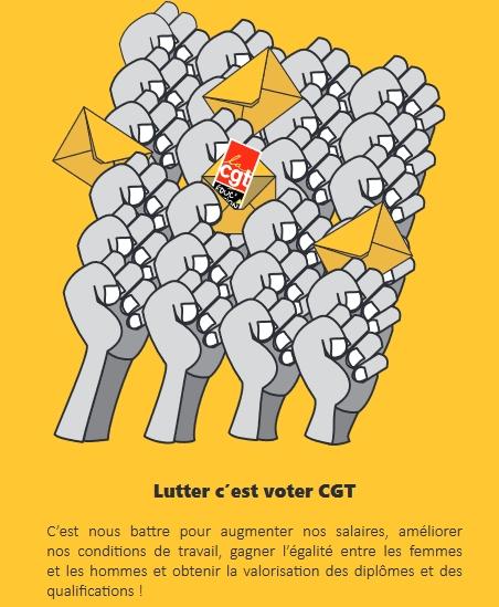 Voter cgt